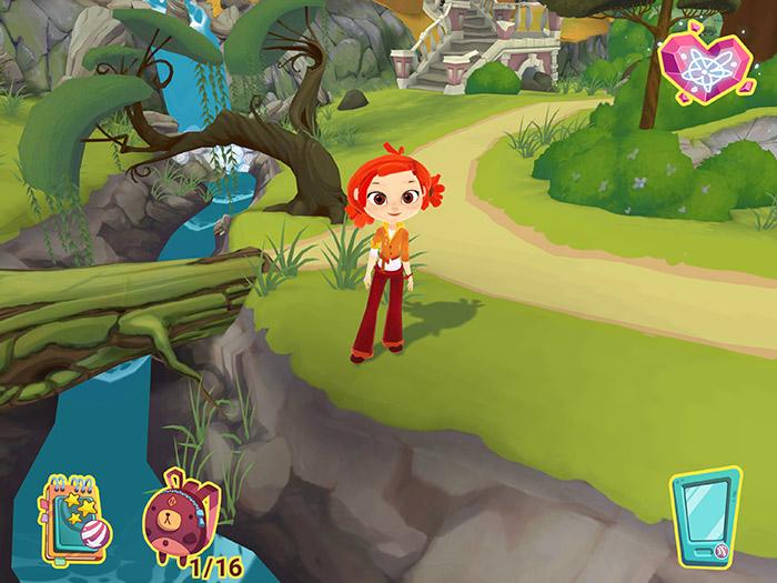 Кадры из игры «Сказочный патруль»